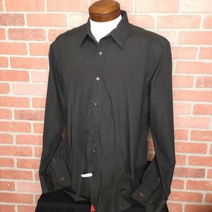 UNTUCKit Mens XL button front shirt solid (3L47)
